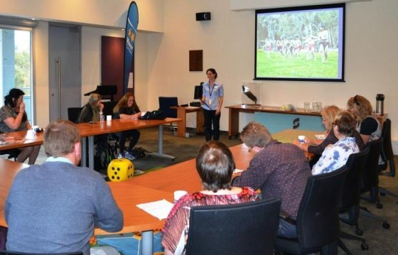 Teachers Professional Development Sessions