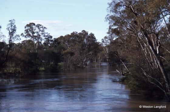 Goulburn River 1975