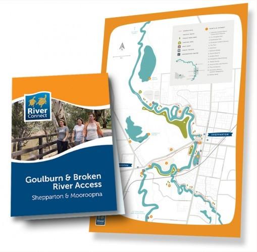 Goulburn Broken River Access Map RiverConnect