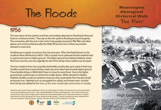 Floods 1956