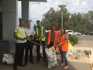 Clean Up Aus Day