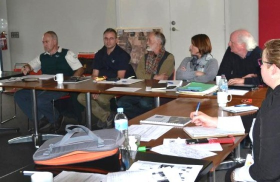 Committee discussions - June 2015
