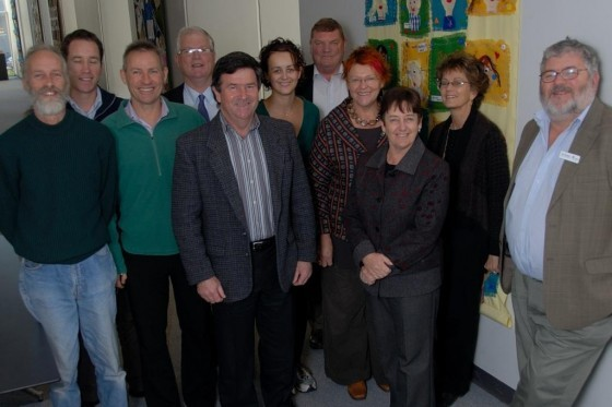RiverConnect Steering Committee 2006