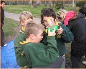 St Mels Biodiversity Buddy Day - 2010