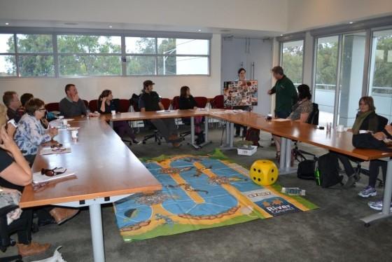 Teacher Professional Development sessions - May 2014