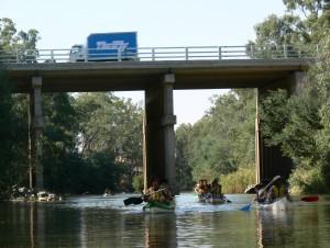 Bridge over Goulburn River